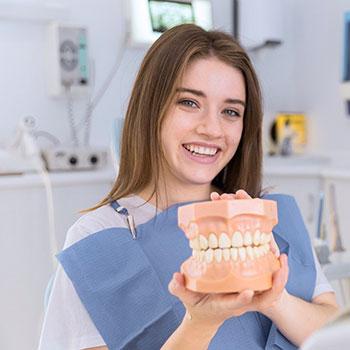 Wizyta u stomatologa w ciąży