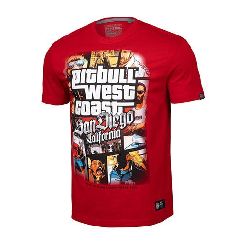 T shirt Pit Bull
