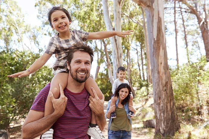 Lato to idealny czas na spędzanie czasu z rodziną poza domem
