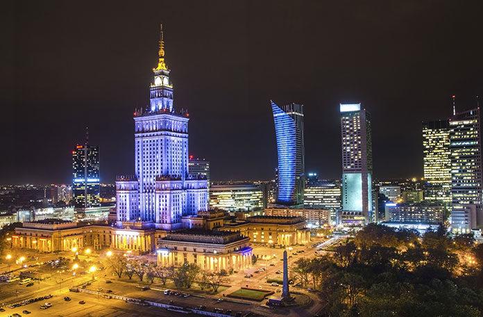 Pomysły na randkę w Warszawie