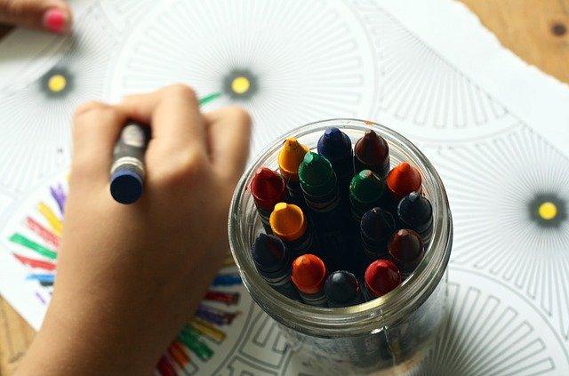 jaka malowanka będzie odpowiednia dla dziecka?