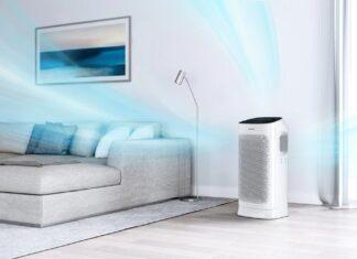 samsung oczyszczacz powietrza